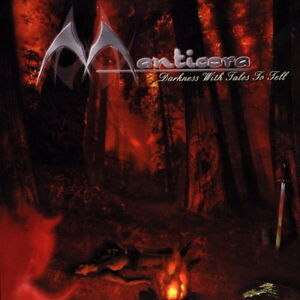 Manticora-Darkness-With-Tales-To-Tell-Korea-Edition-New-Sealed-CD