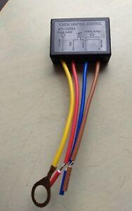 Touch Lamp Light Repair Sensor Module MT-1009A TC-306S TC-306H 230V - 240V