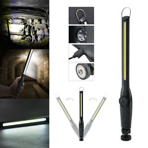 COB-LED-Rechargeable-Work-Light-USB-Hand-Torch-Inspection-Magnetic-Lamp-Dimmable