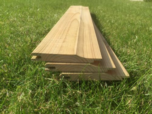 16x125 Redwood tongue and groove shiplap Tanalised DIY Materials Shed Cladding