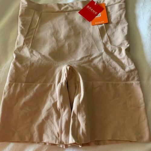 SPANX On Core Mid Thigh Short  # SS6615  SIZE S M L
