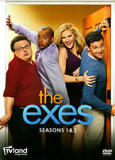 The Exes: Seasons 1 & 2 New DVD! Ships Fast!