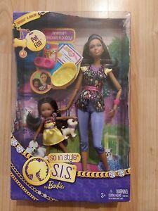 Barbie-So-in-Style-S-I-S-Trichelle-und-Janessa-OVP