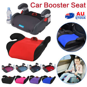 Car Booster Seat Chair Cushion Pad For Toddler 4- 12 years Children Kids Sturdy