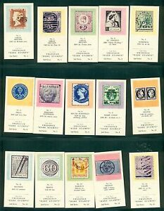 Twinings-Rare-Stamps-Collectors-Cards-Series-2-No-1-30