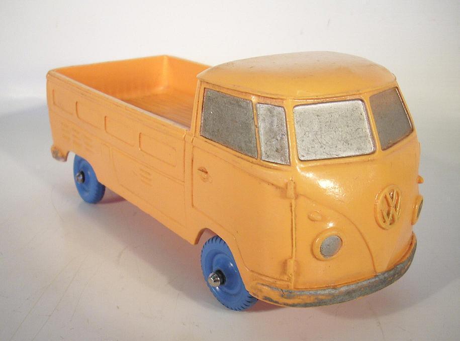 Tomte Tomte Tomte Norway XXL VW 1 Pritsche Orange mit silbernen Scheiben  413 6d1a68