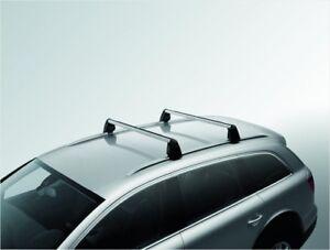 Audi-Original-Zubehoer-Q7-4L-Grundtraeger-Dachtraeger-fuer-die-Dachrehling-2007-2015