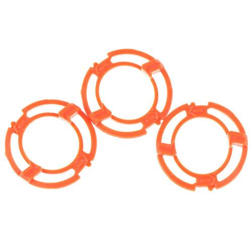 3pcs Lock-ring Retaining-Plate Holder Shaving Heads for Philips SH70 S9000 R  il