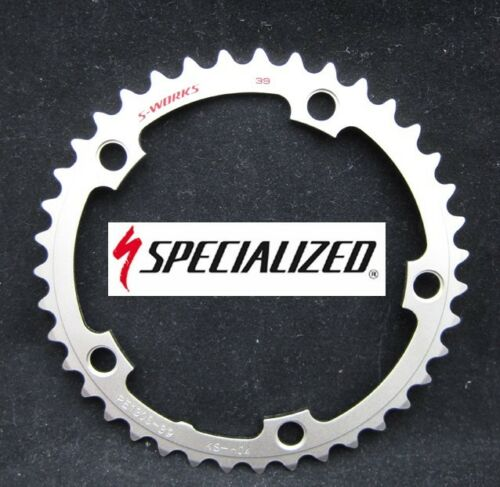 New Specialized SWorks Road Bike Chainring 39T 10 speed