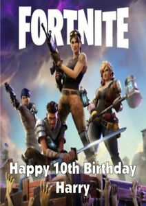 Personalised-Fortnite-Birthday-Card