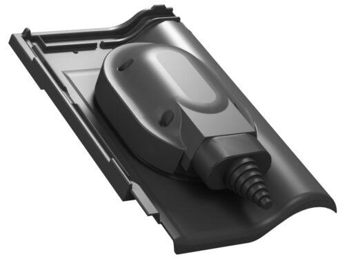 Solardurchführung für Röben Monza Plus Dachziegel Solardurchgang Dachdurchgang