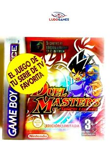 Duel-Masters-Sempai-Legends-GBA-Gameboy-Advance-Neuf-Scelle-Scelle-Spa