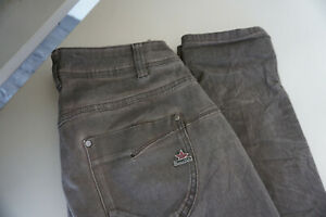 Buena-Vista-New-Alina-Damen-Jeans-Hose-slim-skinny-stretch-GR-S-braun-used-TOP