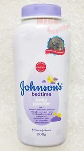 Johnson Baby Powder Bed Time help to calm and relax before ...