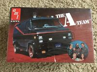 AMT ERTL The 'A' Team GMC Van  Vintage Kit 6616 Factory Sealed Chevy USA Made BA