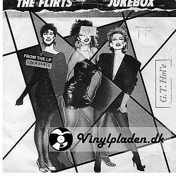 LP, Vinyl/LP: The Flirts: Jukebox (Don't Put..., The…