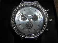 HENNESSEY Highly Ornate & Jeweled Quartz Dress Watch NIP/NEW DEADSTOCK
