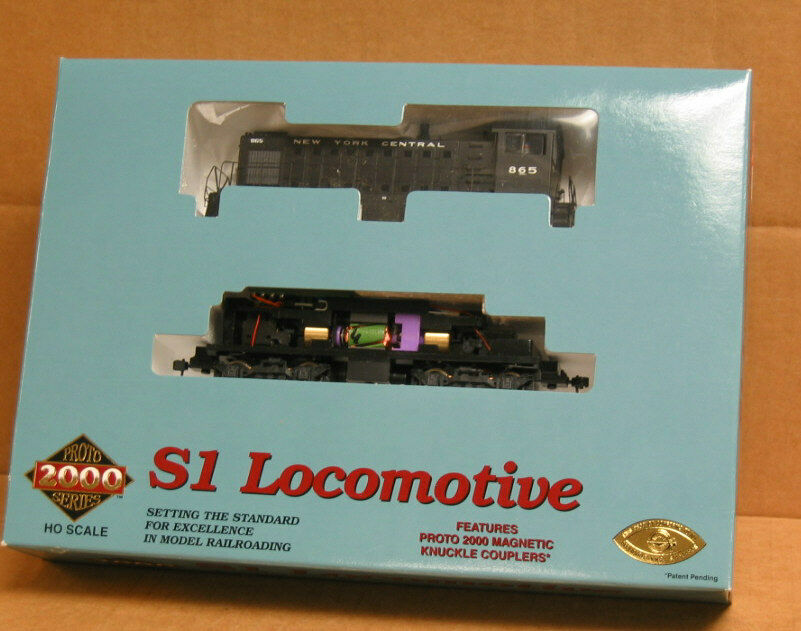 WalthersProssoo 23732 HO nuovo York Central S1  865