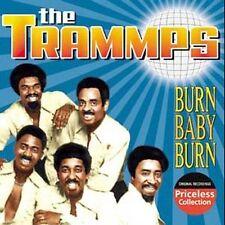 Burn Baby Burn - The Trammps - New R&B CD