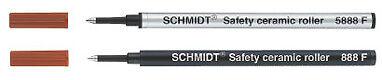 Schmidt 5888 RollerBall Refills BLUE Medium 0.7 6