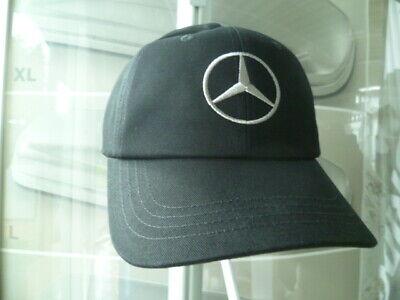 Original Mercedes-Benz Basecap Cap Navy mit Classic Logo Baumwolle B66041540