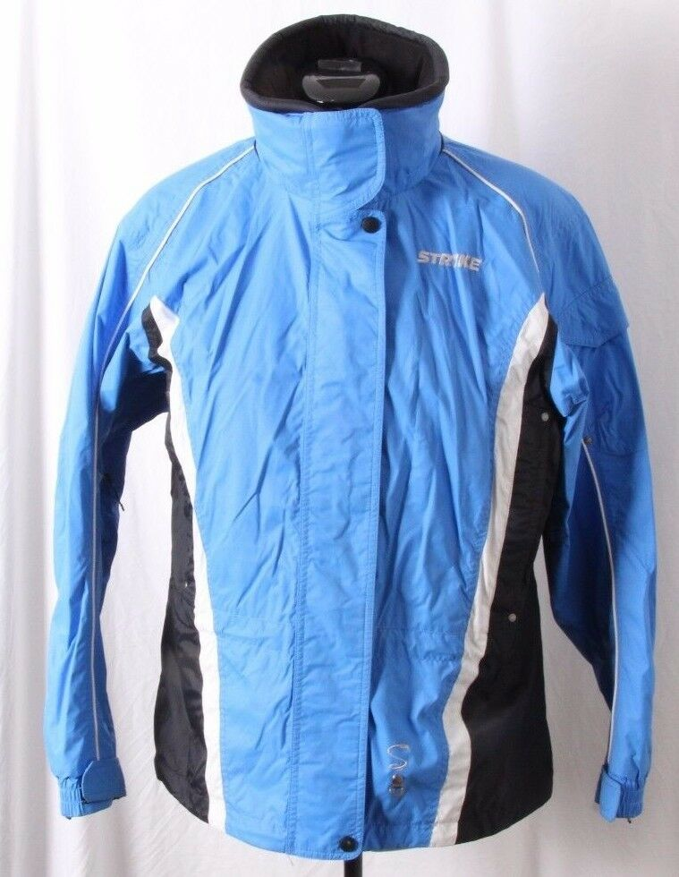 Spyder Stryke XT Double Zipper Ski Snowboarding Winter Snow Coat Women's 12
