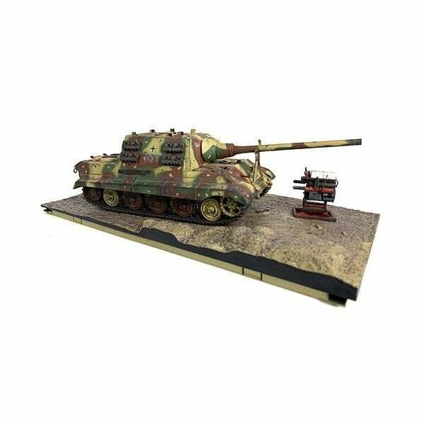 Forces Of Valor Un801024a Henschel Jagdtiger Tank 1 32 Scale For Sale Online Ebay
