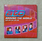 "CD AUDIO / ATC ""AROUND THE WORLD (LA LA LA LA LA)"" 2000 CD SINGLE CARD SLEEVE 2T"