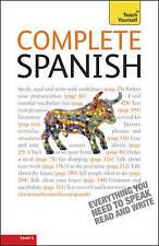 Very Good, Complete Spanish: Teach Yourself, Kattan-Ibarra, Juan, Book