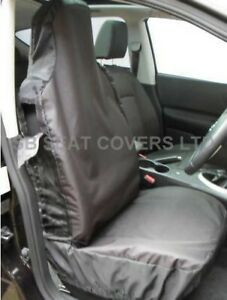 Saab impreza//wrx sti voiture housses de siège noir de carbone CSC003-2 fronts