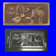 Schokoladenform-Gießform - Relief-Tafel Zur Taufe