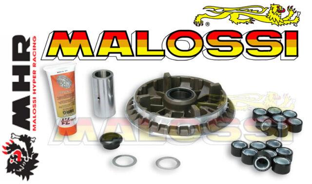 Malossi Variator Multivar 2000 para Yamaha 500 T-Max 8 ruedas Verg. 4T LC 25 x 14,9 mm 16,0//18,0 g,