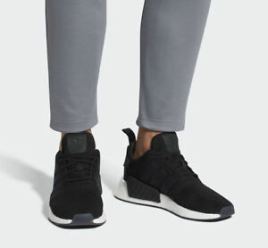 adidas-Turnschuhe-NMD-R2-PK-Schuh-CQ2402-Core-Black-White-Prime-Knit-BEU80-NEU