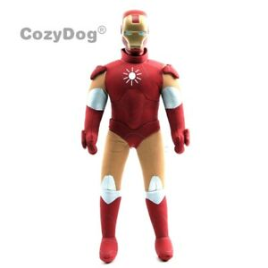 Avengers-18-034-Iron-Figura-de-Felpa-de-Peluche-Juguete-Suave-Man-Muneca-Dibujos-Animados-Regalo-De