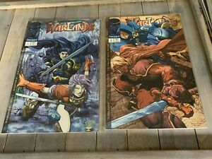 Image-Comics-Warlands-1-Comic-Book-NM-1st-Print-Cover-A-amp-B-Comics-NICE