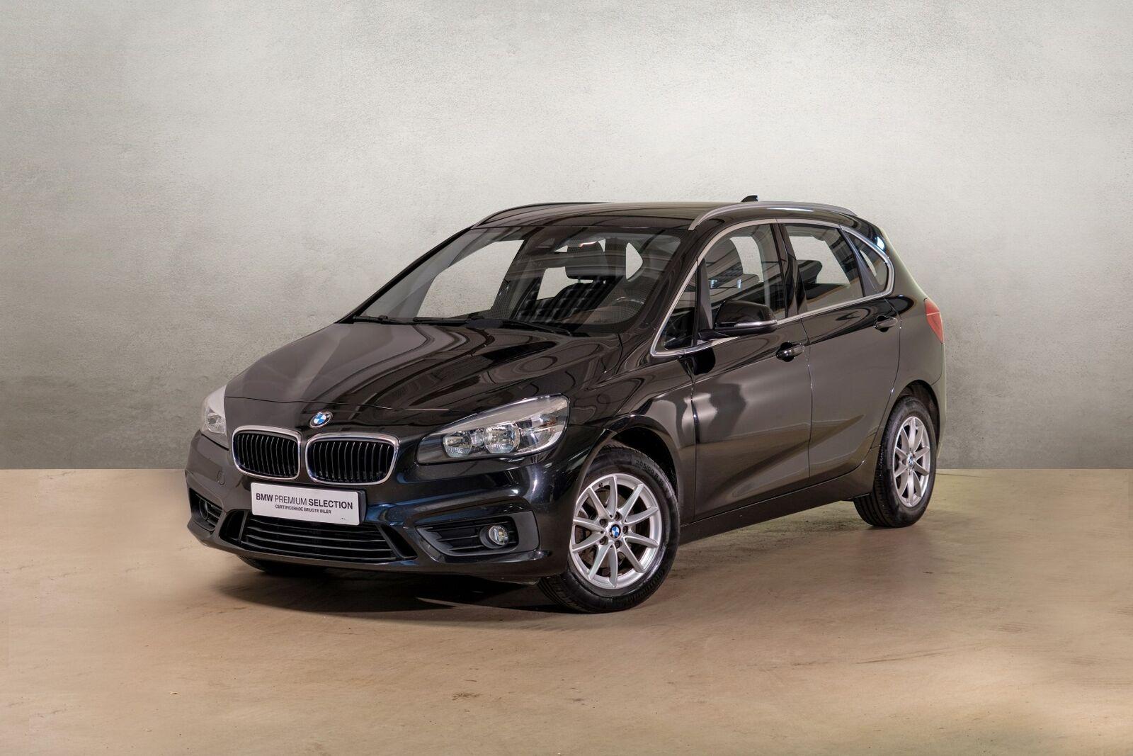 BMW 218d 2,0 Active Tourer Advantage aut. 5d - 235.000 kr.