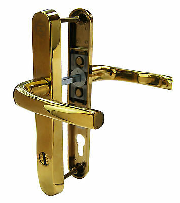 High Security UPVC Door Handle  92MM / 211MM - PAS 24 - SBD 2* KITEMARK - DH4678