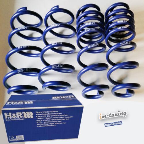 H/&R Federn für Hyundai Grandeur TG 2005/> Tieferlegung 29133-1