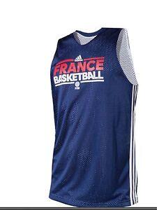 Men-039-s-New-Adidas-Originals-Vest-Top-BLUE-FFBB-PRCT-REV-J