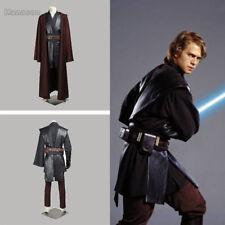 Star Wars Episode III Cosplay Costume Anakin Skywalker Jedi Full Outfit Set V1