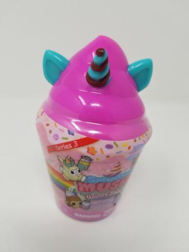 NIP New Smooshy Mushy Unicorn Shakes Series 3 Pink