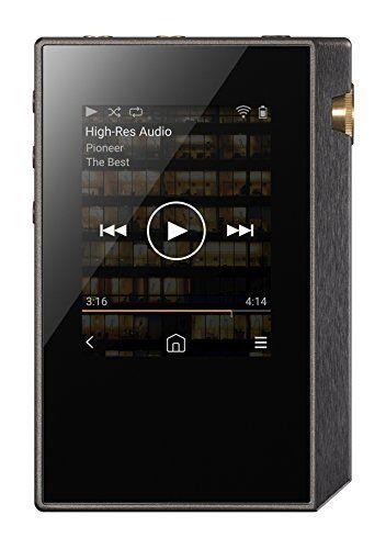 B Pioneer digital audio player private high resolution lack XDP-30R