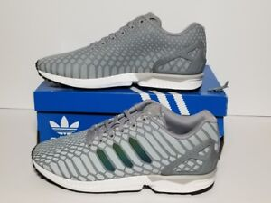 on sale 69319 7f4fa Details about ADIDAS MEN'S ZX FLUX REFLECTS LIGHT SEE PICS! NEW IN BOX  MULTIPLE SIZES B24442