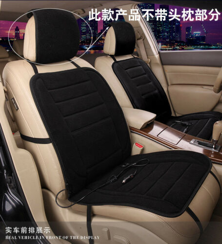 12V Warmer Car Seat Heater Cover Pad Zone Tech Thickening Heated Chair Cushion