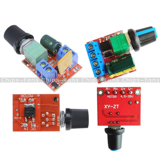 3V-35V 4A 90W Schaltfrequenz Ultrakompakter High-Speed PWM LED-Dimmer