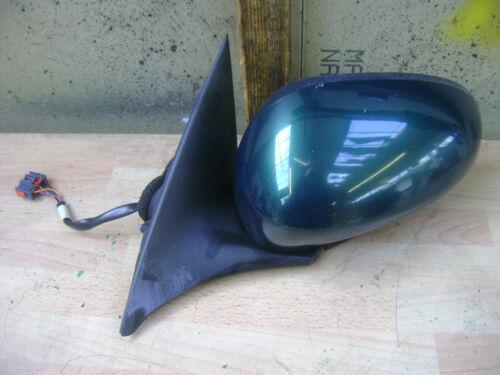 2003 JAGUAR X-TYPE X TYPE Côté Passager Vert Pliable Aile Porte Miroir