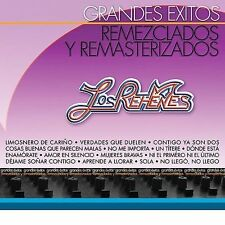 FREE US SHIP. on ANY 2 CDs! USED,MINT CD Los Rehenes: Grandes Exitos Remezclados