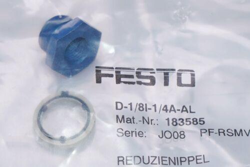 FESTO D-1//8I-1//4A-AL  183585  Reduziernippel OVP NEU