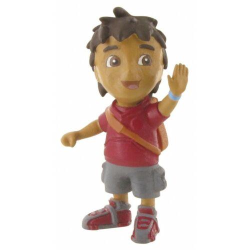 Dora l/'exploratrice figurine Diego 7 cm Comansi Dora the Explorer figure 99204
