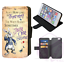 ALICE-IN-WONDERLAND-Mad-Hatter-Wallet-Flip-Phone-Case-iPhone-4-5-6-7-8-Plus-X thumbnail 12